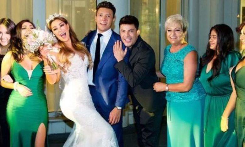 Ninel Conde busca dinero para saldar deudas de su boda con Larry Ramos