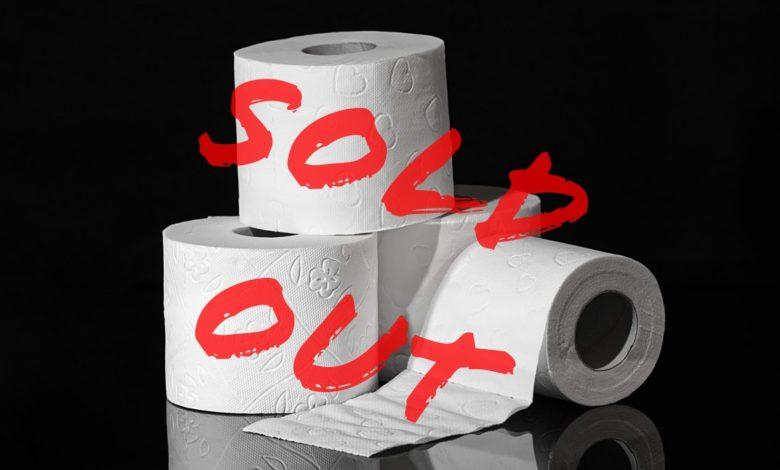 Alertan de una posible escasez de papel higiénico en el mundo