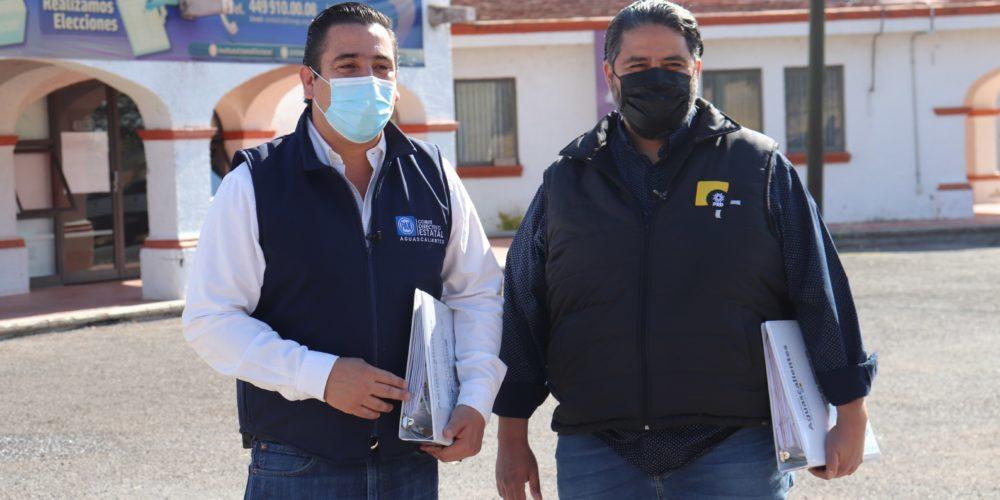 Registra PAN-PRD a sus candidatas y candidatos en Aguascalientes