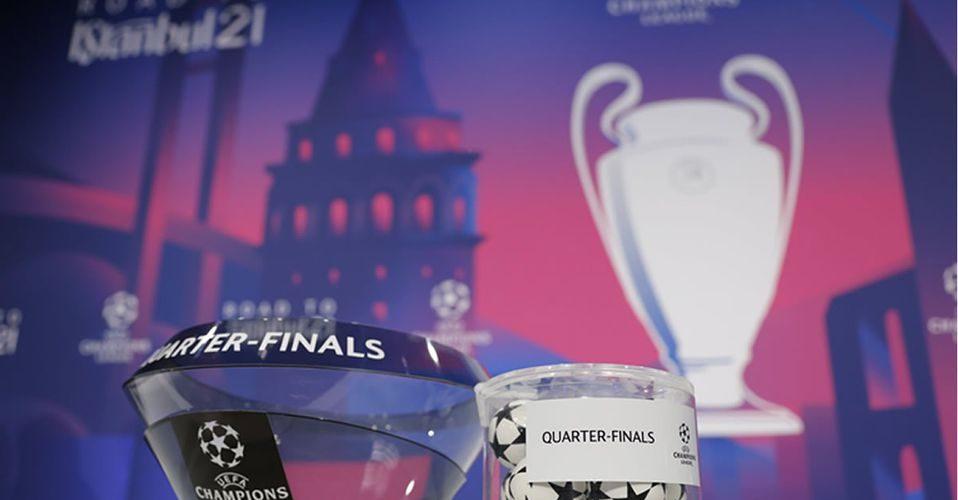 Quedan definidos los Cuartos de Final de la Champions League