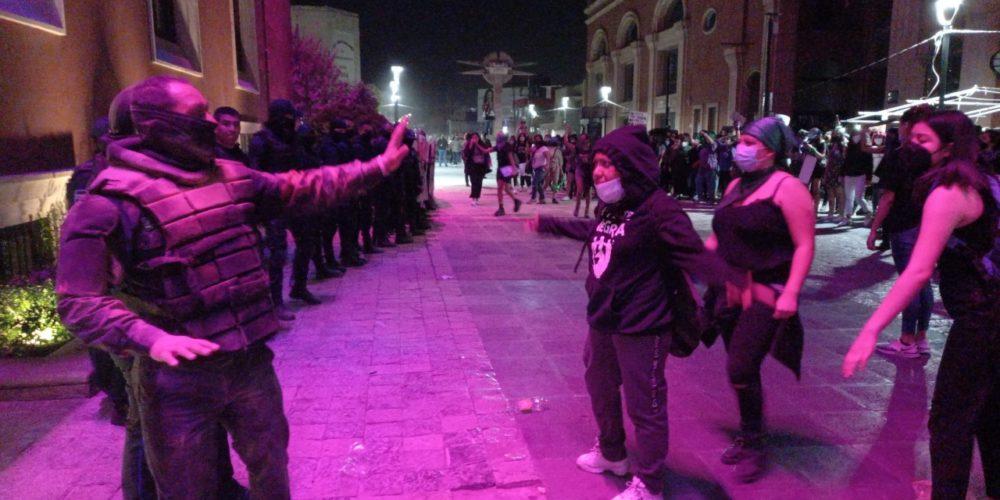 Protestas del 8M demuestran hartazgo en Aguascalientes contra violencia machista: Morena