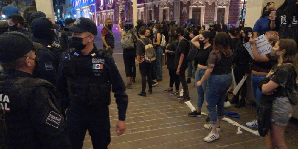 Legislativo puede presionar a autoridades para sancionar hechos del 8M en Aguascalientes