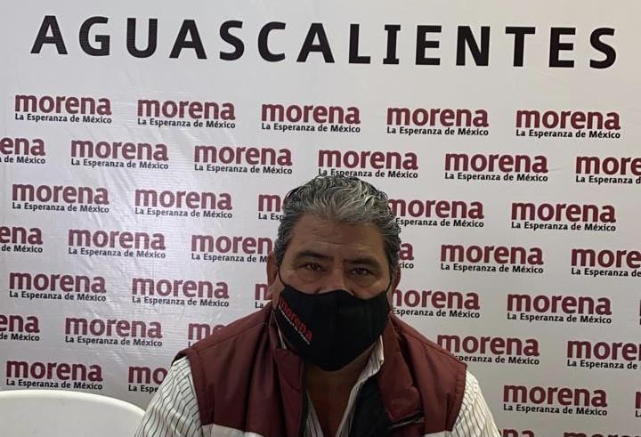 Enésima controversia en Morena Aguascalientes
