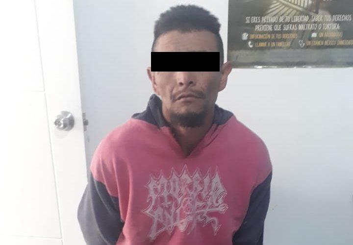 """Detienen por robo a """"El Niñote"""" en Jesús María"""