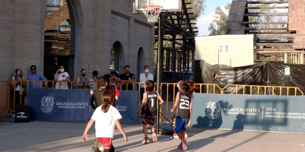 Panteras invita a niños basquetbolistas a su Street Ball 3×3
