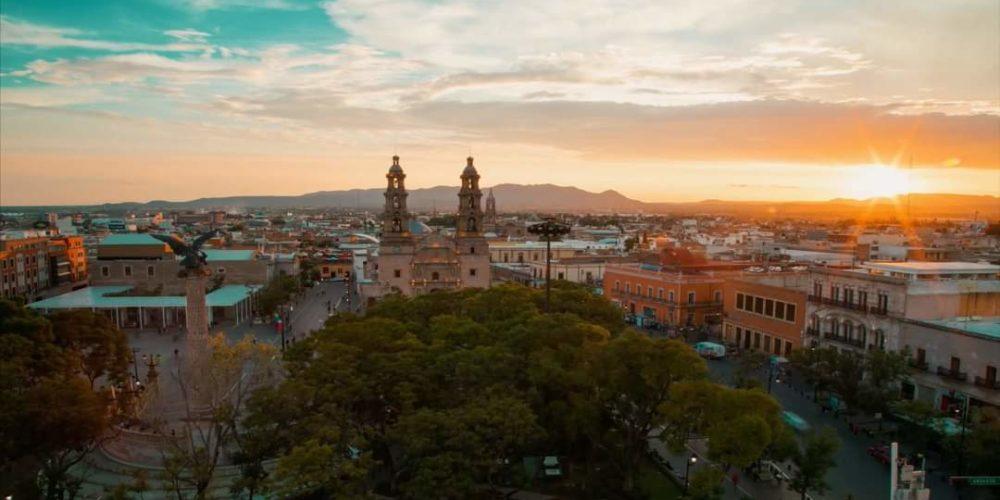 Sábado soleado y con calor en Aguascalientes