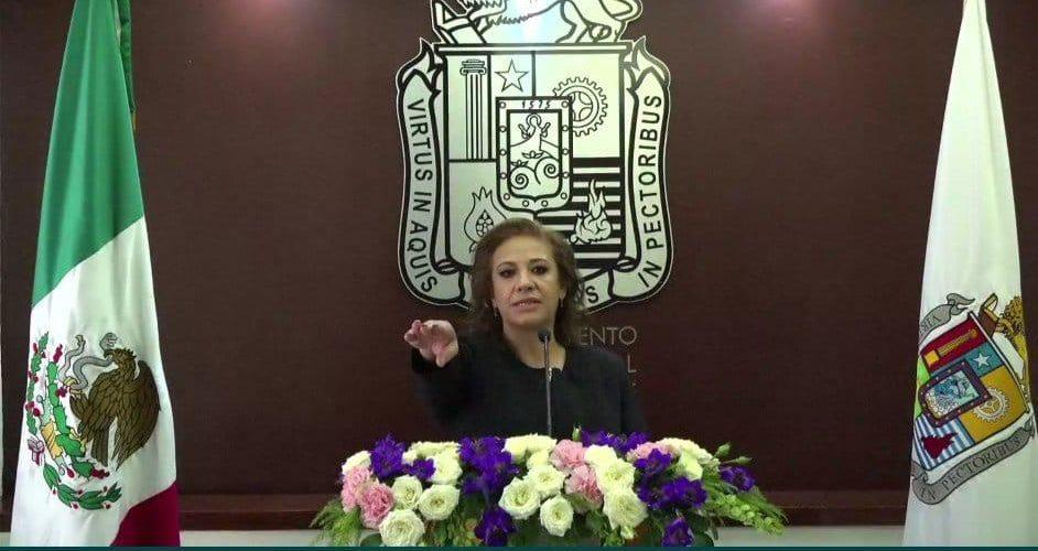Juana Cecilia López asume como sexta alcaldesa de Aguascalientes