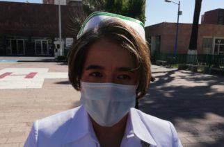 Pandemia genera  depresión en enfermeras
