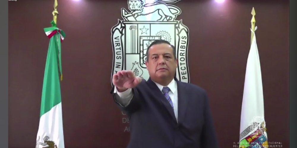 Toma protesta Sergio Lozano como nuevo tesorero municipal de Aguascalientes