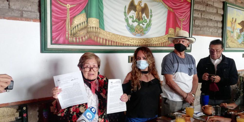 """Anuncian manifestación de pensionados el jueves vs """"vergonzosa"""" decisión de Suprema Corte"""