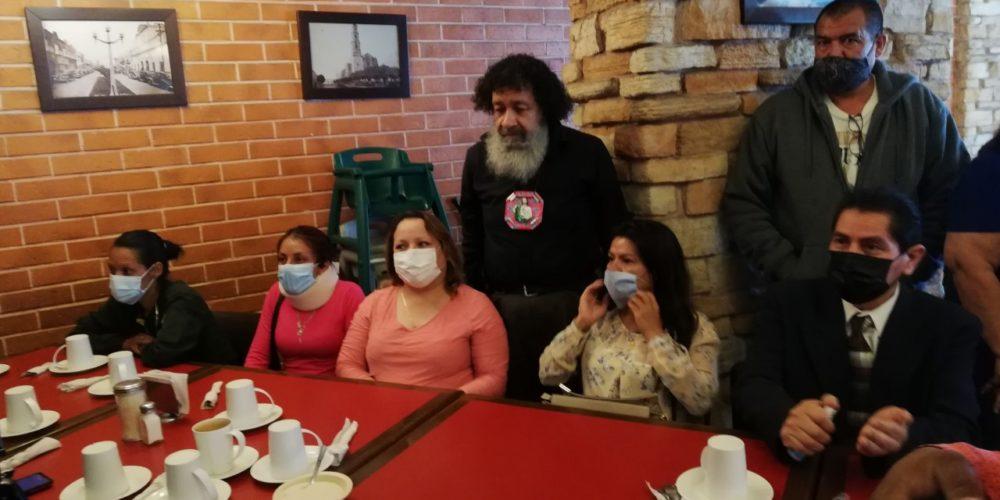 Presentan queja contra presuntos abusos policiacos en Palomino Dena