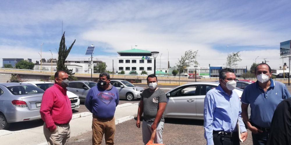 Piden choferes que Uber y Didi reduzcan comisiones en Aguascalientes