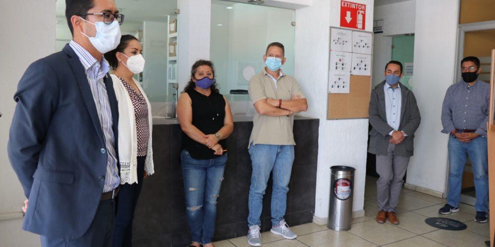 Ulises Reyes Esparza, toma posesión como titular del IEA