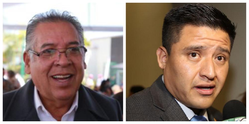 Cuitláhuac le debe a Morena su diputación: Guzmán