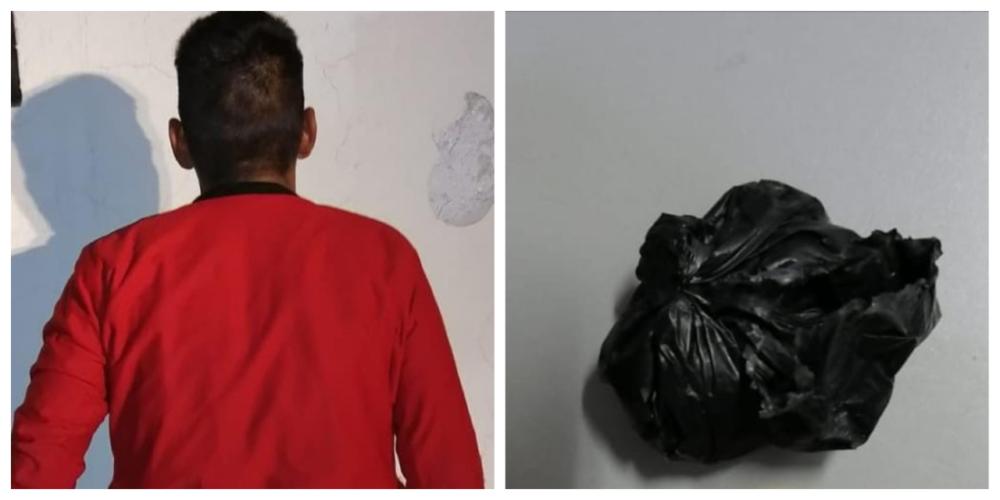 Tras persecución, detienen a distribuidor de drogas en la Rodolfo Landeros