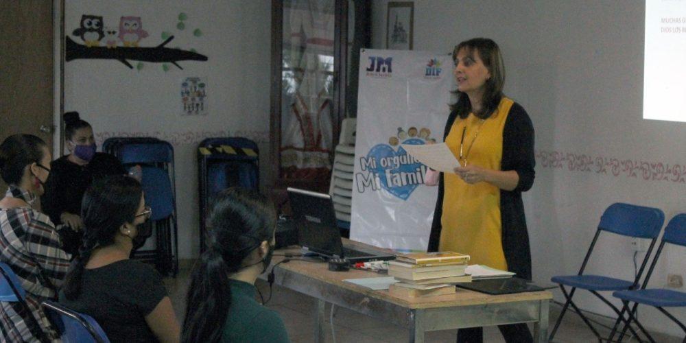 DIF de Jesús María realizará taller de Tanatología