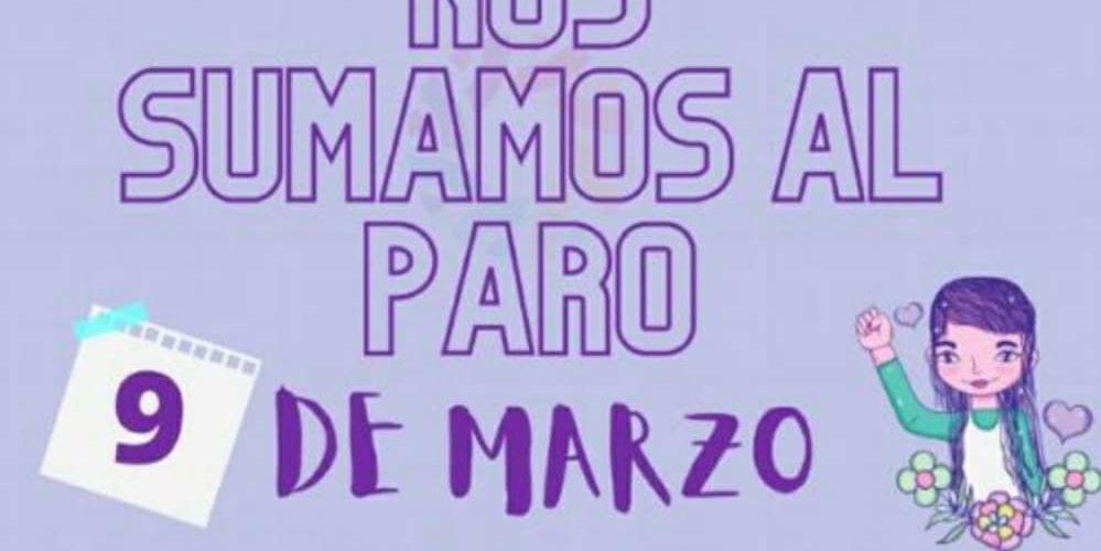 #El9NadieSeMueve. Convocan a nuevo paro de actividades de mujeres