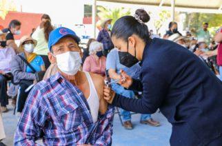 Este martes arranca vacunación para adultos mayores en el municipio de Aguascalientes