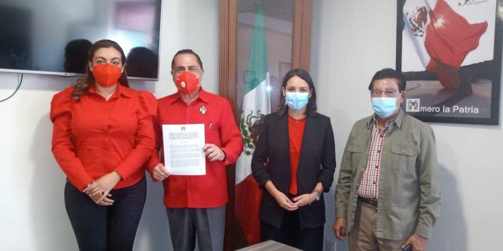 Se va Herminio Ventura, entra Antonio Lugo al frente del PRI en Aguascalientes