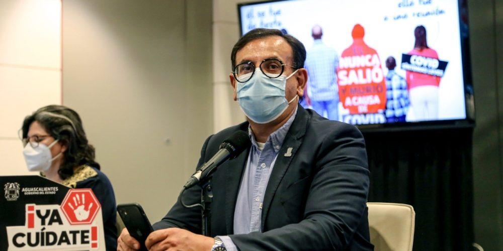 Dice Gobierno de Aguascalientes que llegarán a principios de abril 24 mil vacunas