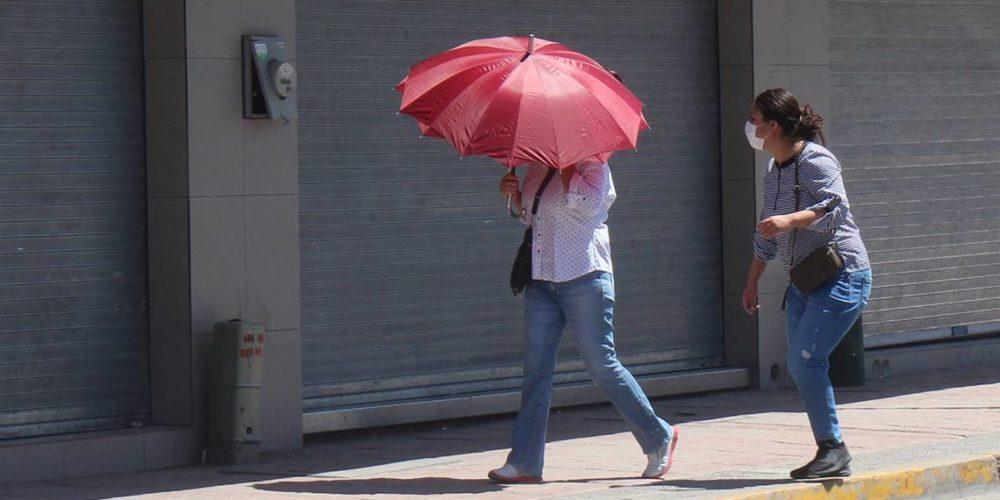 Alerta ISSEA por ola de calor extremo