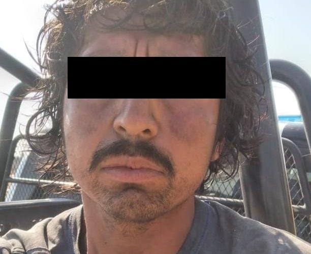 Cae zacatecano por robo a Telmex