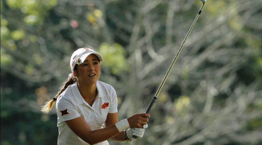 La golfista mexicana Isabella Fierro está dentro del Augusta Nacional Women´s Amateur (ANWA)