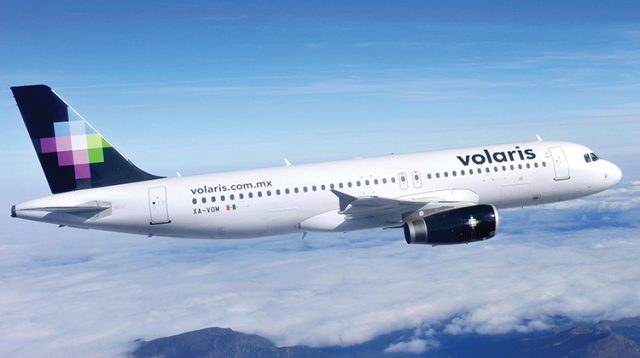 Regresa vuelo a Aguascalientes de Volaris a la CDMX a partir de abril