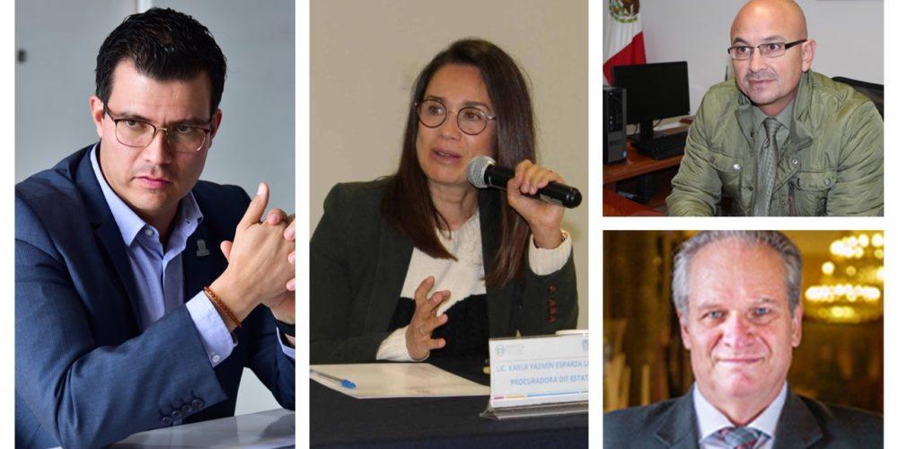 Anuncian más cambios en gobierno del Estado de Aguascalientes