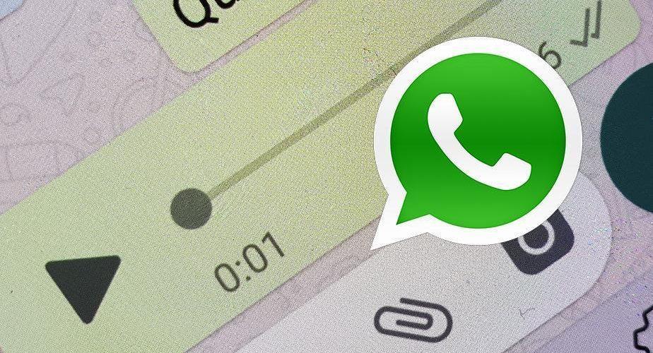 WhatsApp busca que usuarios elijan la velocidad con la que escuchan sus audios