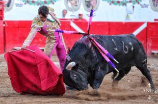 (Video) Torero de Aguascalientes arremete vs Eugenio Derbez y le exige deje en paz la fiesta brava