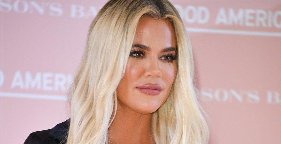 Khloé Kardashian explota al publicarse una foto suya sin photoshop