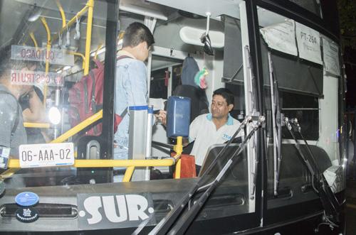 Habrá estímulos para los buenos operadores de camiones urbanos en Aguascalientes