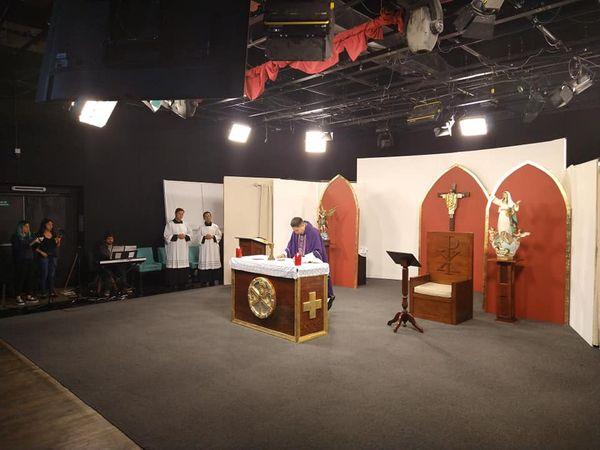 Misas volverán a ser presenciales en Aguascalientes