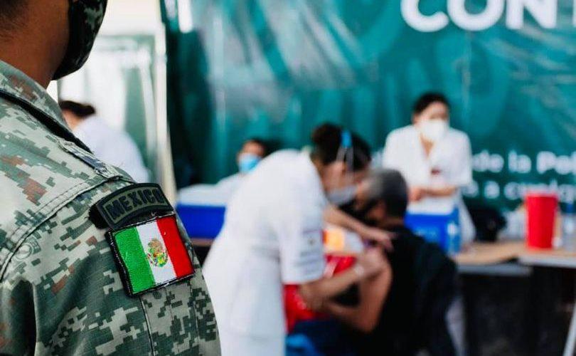 Mantendrán abierto centro de vacunación en la UAA para rezagados