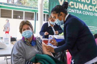 Lunes y martes vacunación en la capital para quienes recibieron primera dosis el 23 y 26 de marzo