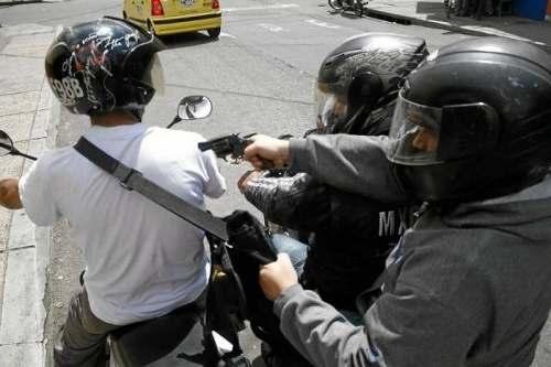 Al alza robo con violencia de motocicletas en Aguascalientes