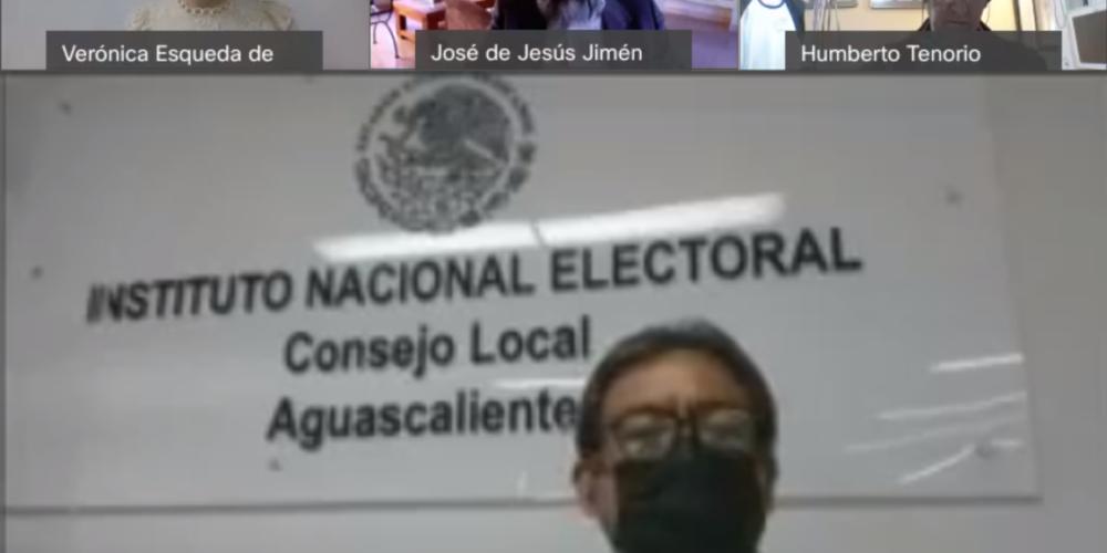 Amplían plazo para el registro de observadores electorales en Aguascalientes