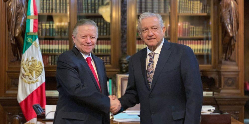 Avala AMLO ampliación de mandato de Arturo Zaldívar en la SCJN
