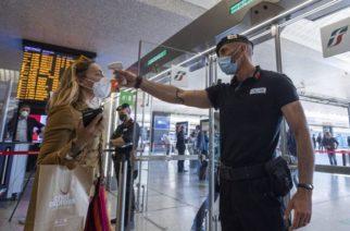 """OMS ve """"necesarias"""" las restricciones en Europa ante repunte de contagios"""
