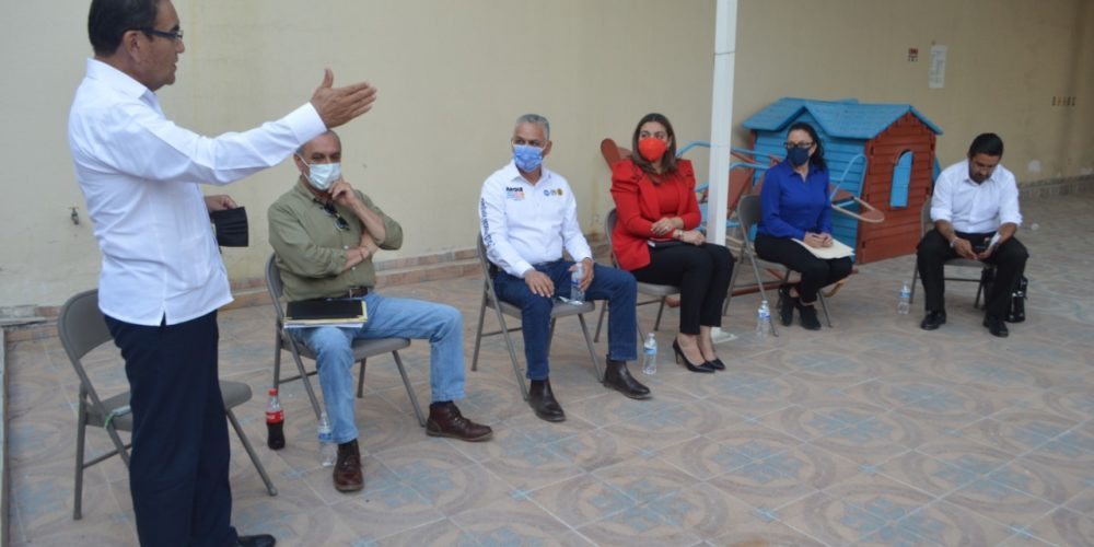 PRI Aguascalientes refrenda su compromiso con la alianza Va por México