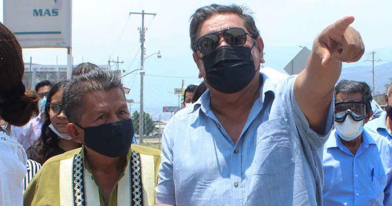 Salgado Macedonio acusa a Morena de no entregar a tiempo el informe de gastos de precampaña ante el INE