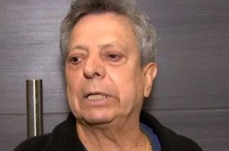 César Bono sufrió de violencia por parte de su pareja