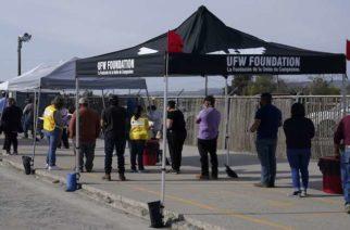 EU extiende la vacunación a la frontera con México