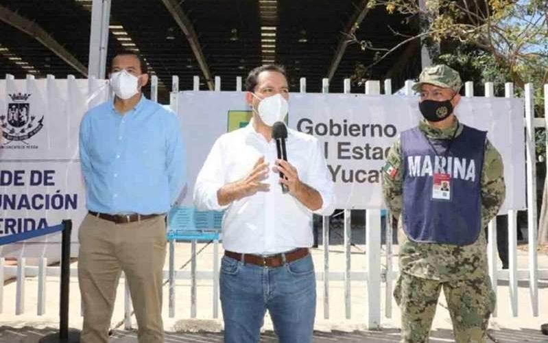 Confirman primer caso de cepa británica en Yucatán
