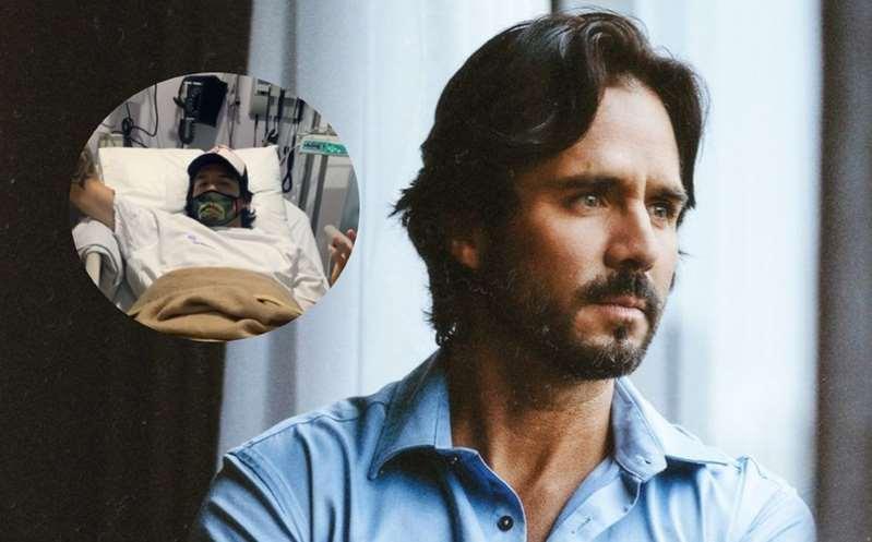 Hospitalizan de emergencia a José Ron tras picadura de alacrán
