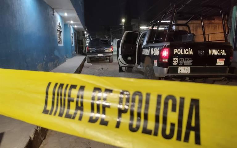 Balean a familia en La Chona, muere niña de 6 años