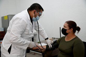 DIF municipal apertura consultorio de salud en Jaltomate