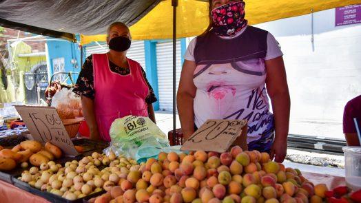 Municipio de Aguascalientes reconoce labor de tianguistas