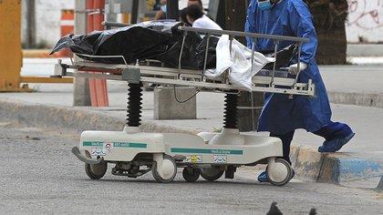 Muertos por coronavirus en México llegó a 212,466 personas